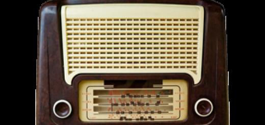perediek a rádióban
