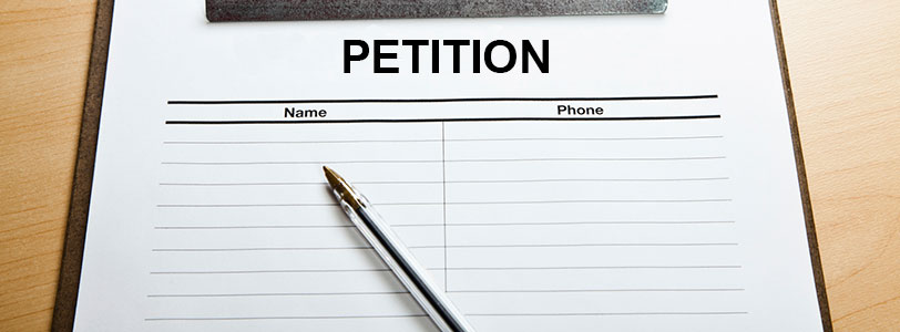 Petition-clipboard